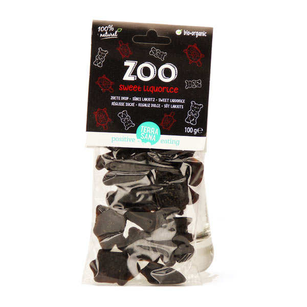 Organic Sweet Zoo Licorice