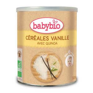 Baby Bio - Preparation Of Cereals, Vanilla and Quinola