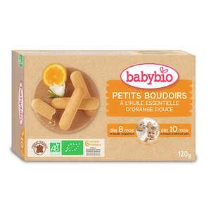 Baby Bio - Boudoirs bio dès 8 mois