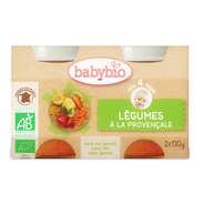 Baby Bio - Petits pots bio de légumes à la provençale , dès 4 mois