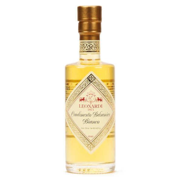 Vinaigre balsamique blanc - bouteille verre 250ml