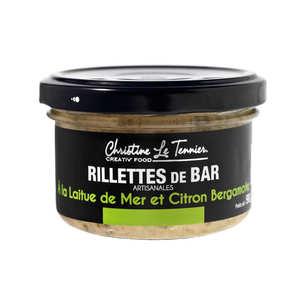 Christine Le Tennier - Rillettes de thon aux 3 algues