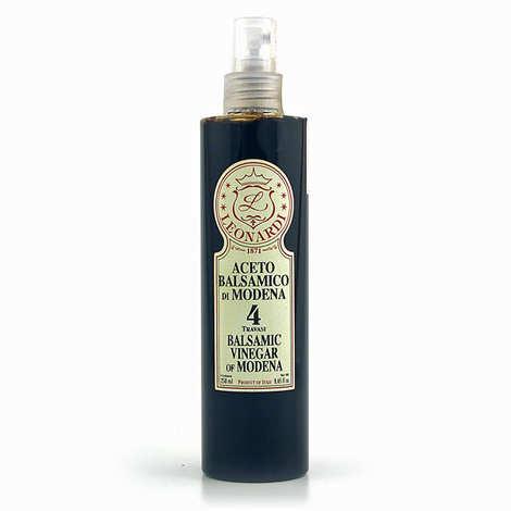 Vinaigrerie Leonardi - Spray-on 5-year-old balsamic vinegar from Modena
