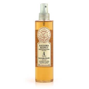 Vinaigrerie Leonardi - Balsama - Vinaigre balsamique blanc 4 ans en spray