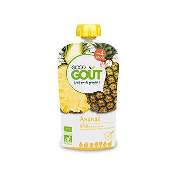 Good Goût - Organic Pineapple Gourd - From 4 months
