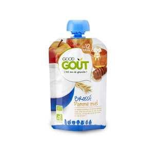 Good Goût - Brassé pomme et miel bio - Dès 12 mois