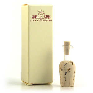 Vinaigrerie Leonardi - Beccucio - cork and glass stopper with spout
