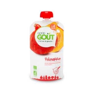 Good Goût - Potimarron - Petit plat bio dès 4 mois
