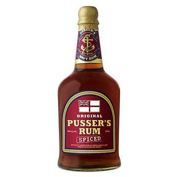 Pusser's - Pusser's spiced rum - 42%