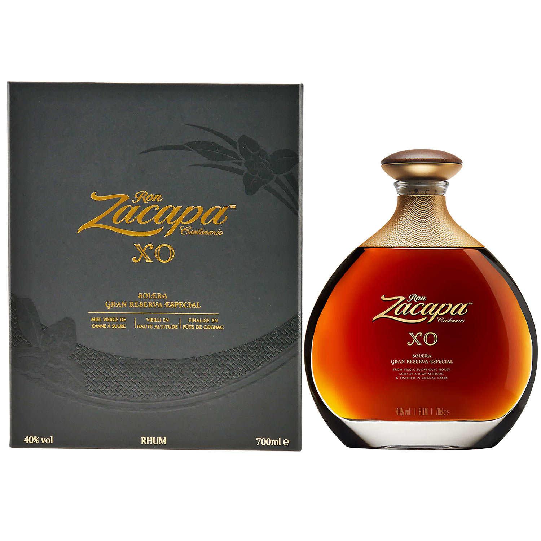 Zacapa XO gran reserva especial - rhum du Guatemala - 40%