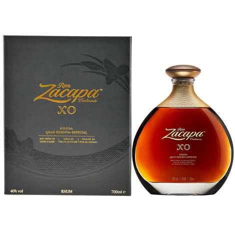 Zacapa - Zacapa XO gran reserva especial - rhum du Guatemala - 40%