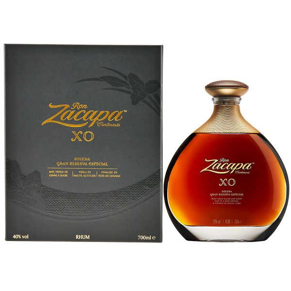 Zacapa XO gran reserva espacial - Guatemalan Rum - 40%