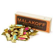 Malakoff Company - Plumier 27 mini chocolats Malakoff au lait