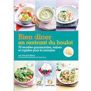 Editions Laymon - Bien dîner en rentrant du boulot by Y. Alleno (french book)