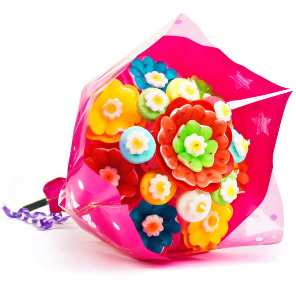 Bouquet de bonbons sublissima