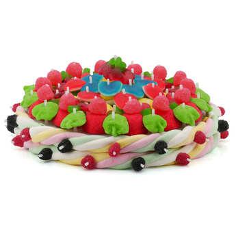 Bonbec Show - Maxi gâteau de bonbons
