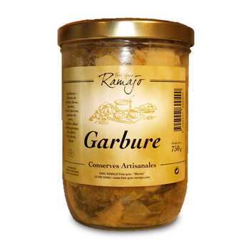 SARL Ramajo Foie Gras - Garbure IGP Gers