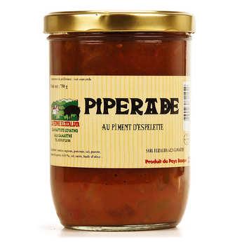 Onena - Piperade au piment d'Espelette