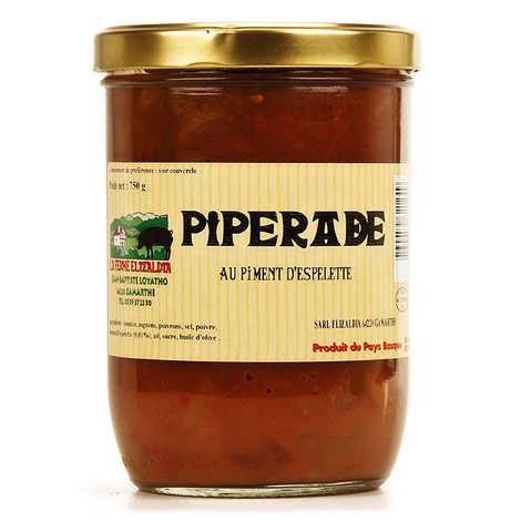 Onena - Piperade with Espelette chilli