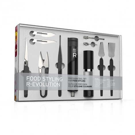 Saveurs MOLÉCULE-R - Kit de stylisme culinaire de précision (Food Styling)