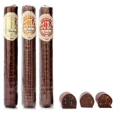 Cigare en chocolat