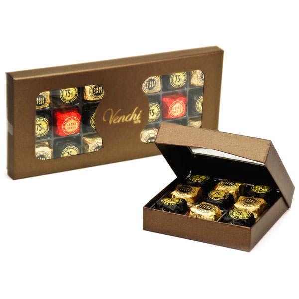 Coffret chocolat Chocaviar assortis