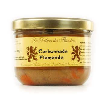 Les Cuisinés des Sources - Carbonnade flamande