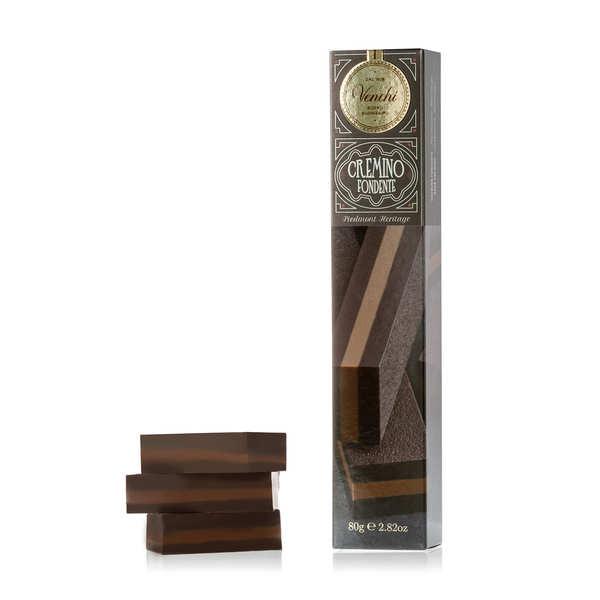 Barre triple chocolat extra fondant Cubigusto