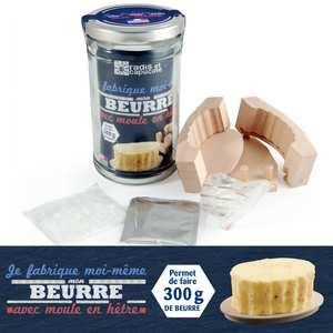 Radis et Capucine - Kit I make my own butter