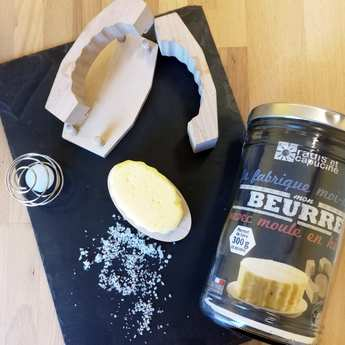 Radis et Capucine - Kit je fabrique mon beurre