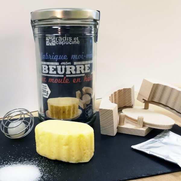 Kit je fabrique mon beurre