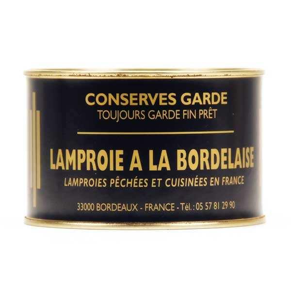 Bordelaise style Lamprey from Bordeaux