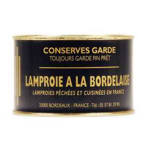 Conserves Garde - Bordelaise style Lamprey from Bordeaux