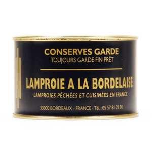 Conserves Garde - Bordelaise style Lamprey