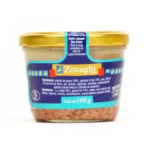 Zouaghi - Beef and Morel Paté
