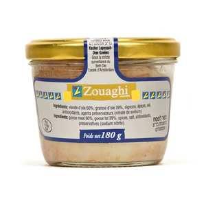 Zouaghi - Rillettes d'oie