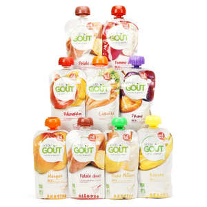 Good Goût - Discovery Pack for 4 Months Babies