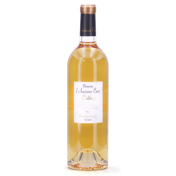 Monbazillac l'Abbaye 2009 - Sweet Wine from France - 12.5%