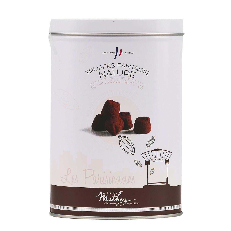 Les Parisiennes - truffes fantaisie cacao