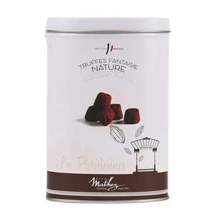 Chocolat Mathez - Les parisiens - truffes chocolat cognac
