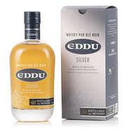 Distillerie des Menhirs Eddu - Eddu Silver - French Whisky 40%