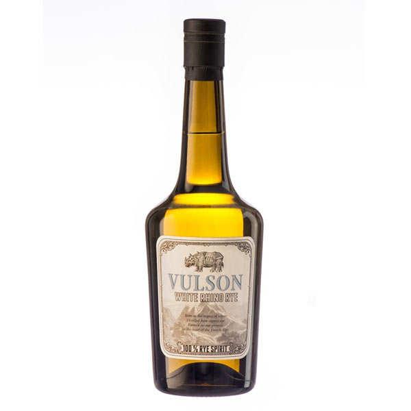 Vulson White Rhino Rye - Whisky de grain français 41%