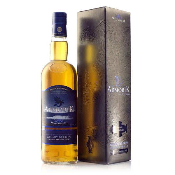 Whisky Armorik double maturation 46%