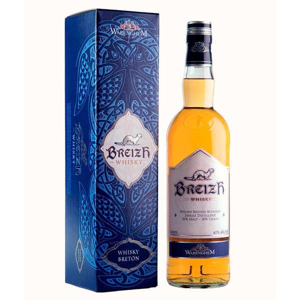 Whisky breton Armorik Breizh 42%