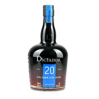 Dictador - Dictador 20 year rum 40%