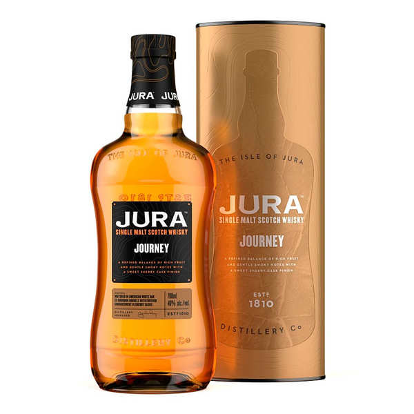 Jura Legacy - Single Malt Whisky - 10 years old - 40%