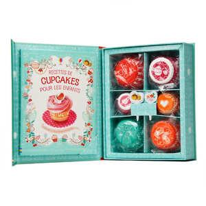 Editions Usborne - Usborne Publishing Ltd - Coffret cupcakes pour les enfants - F.Patchett et A. Wheatley