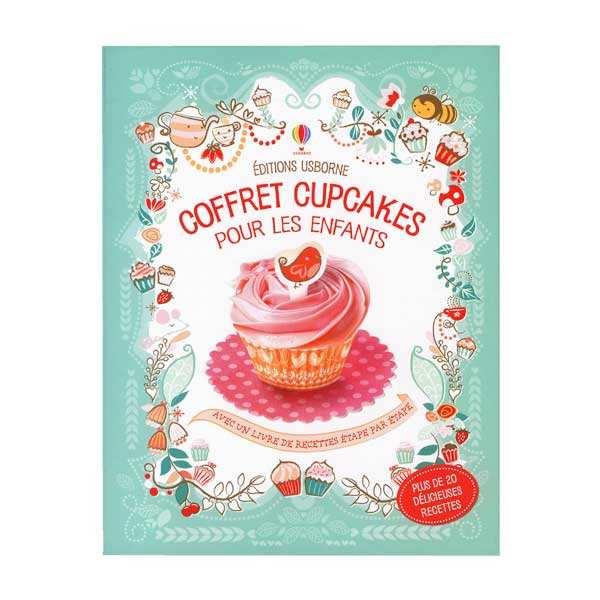 Coffret cupcakes pour les enfants - F.Patchett et A. Wheatley