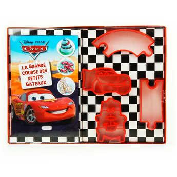 Editions Hachette - Coffret Cars: la grande course des petits gâteaux