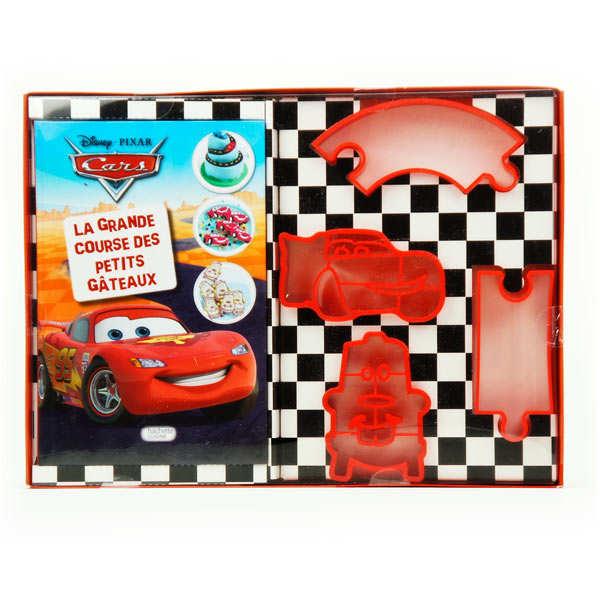 Coffret Cars: la grande course des petits gâteaux